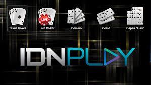 Panduan Terbaik Agar Menang Bermain Judi Poker Online IDN PLAY
